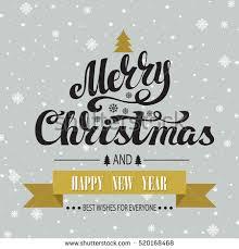 merry christmas text design vector logo stock vector 534848338