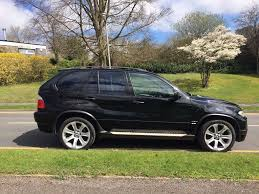 bmw x5 4 8is black automatic 1 owner car full service