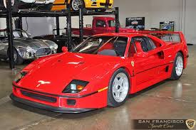 f40 for sale price 4 f40 for sale dupont registry