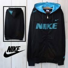 Jual Jaket Nike jual jaket nike polyester hitam turkis jaket nike jaket sweater