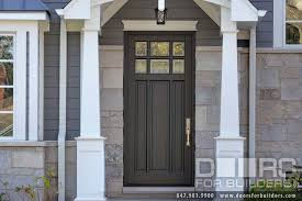 glass front house single glass front doors dr house