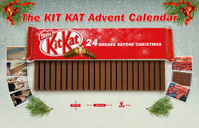 kit kat direct advert by jwt kit kat advent calendar ads of the