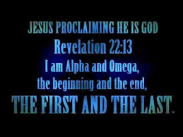 jesus is god he did say he is god biblical proof
