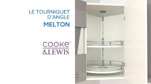tourniquet meuble angle cuisine tourniquet d angle melton cooke lewis 669478 castorama