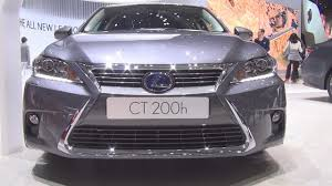 lexus hybrid ct200h price uk lexus ct 200h excellence 2017 exterior and interior in 3d youtube
