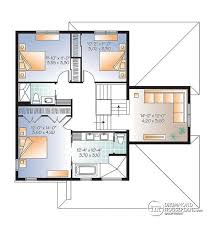 contemporary house floor plans house plan w3469 detail from drummondhouseplans com