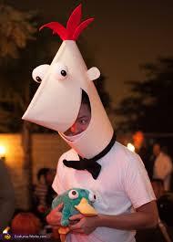 Phineas Halloween Costume Phineas Perry Platypus Costume Platypus Diy Costumes