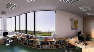 Office View by 360 View Interior Design Concept Office Building Industrial