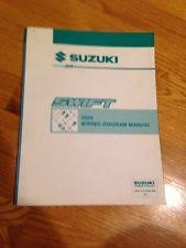 suzuki swift manual ebay