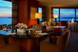 in room u0026 private dining l the ritz carlton new york battery park