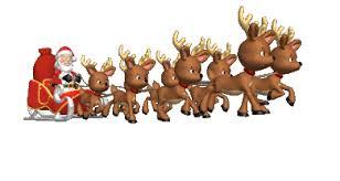 animated santa claus gif merry