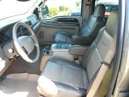 Excursion Interior 2002 Ford Excursion Limited 4 4 Suv