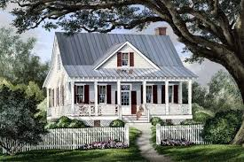 apartments country farmhouse plans one or two story craftsman