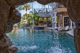 Inside Swimming Pool 80 Fabulous Swimming Pools With Waterfalls Pictures