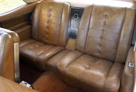 Vehicle Leather Upholstery 1963 Buick Riviera Interior Trim