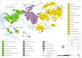 Wine Map Of France by Jdr U2022 Wine Of The Week 050