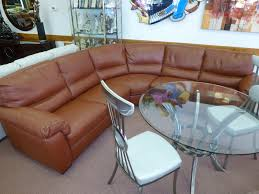 Italsofa Brown Leather Sofa by Natuzzi By Interior Concepts Furniture Leather Furniture