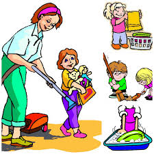 clean the house