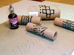 Make Textured Paint - ceramic arts daily u2013 roll call seven great handmade and store