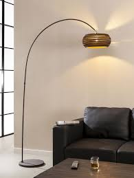 Wohnzimmer Lampe Ebay Caiden Stehlampe Bogenlampe Lampe Wohnzimmerlampe Metallgestell
