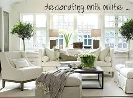 Decorating With White Decorating With White Tree Branches