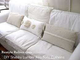 Shabby Chic Sofa Slipcover by 142 Best Pillows Images On Pinterest Cushions Decorative