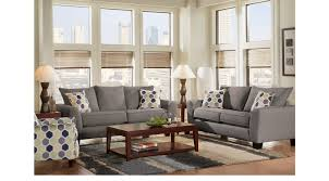 Gray Living Room Set Bonita Springs Transitional Living Room Furniture Collection