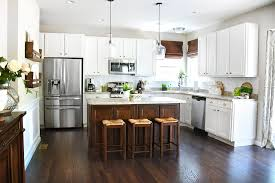 kitchen with black island and white cabinets white cabinets kitchen island for your home