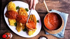 cuisine renaissance appalachian cuisine into the light catfish tomato gravy