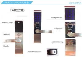 Bathroom Door Key by Remote Control Electrical Panel Bathroom Door Lock With Key Buy