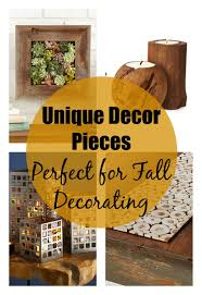decor pieces perfect for fall decorating unique decor pieces perfect for fall decorating