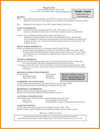 fair pathologist resume sample on resume australia template 6 job