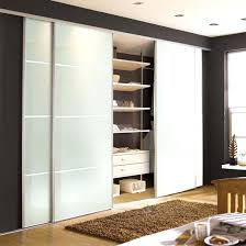 mirrored clothing armoire nice closet for placed modern middle