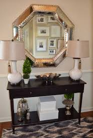 Entryway Table Photo Gallery Of Entryway Table Decor Viewing 13 Of 15 Photos