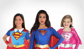 Supergirl Halloween Costumes Supergirl Costumes Character Costumes Couples Group Costumes