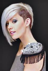 hairstyle short one side long the other best hair style