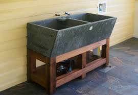 soapstone sink for sale soapstone sinks by california s own werks with regard to soap stone