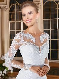 robe de mari e dentelle manche longue robe de mariée tati manche longue meilleure source d inspiration