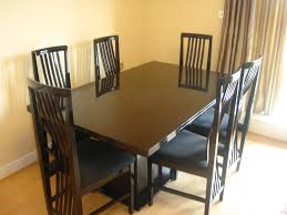 granite dining room table dining room table wonderful used dining table designs second hand