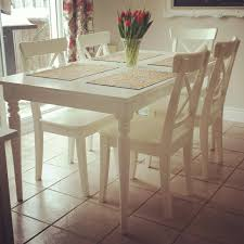 white ikea table white dining room ikea dining table and chairs dining room