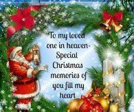 missing christmas love mom quotes