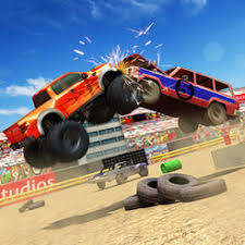 xtreme demolition derby racing car crash simulator on the app store