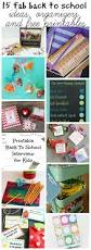 15 back to ideas organizers and free printables place of