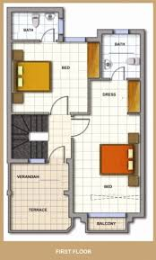 3 Bedroom House Designs In India New Gallery 3 Bedroom House Plan Indian Style Single Floor Home