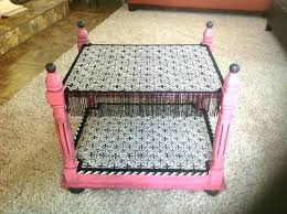 dog beds made out of end tables coffee table dog bed table dog beds medium dog bed table side table
