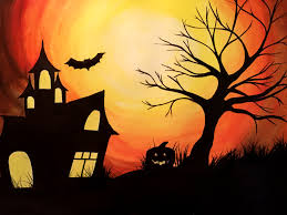 halloween city marion indiana paint u0027n sip indiana pa