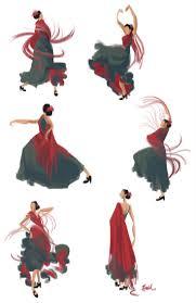 1515 best flamenco arte baile y moda images on pinterest