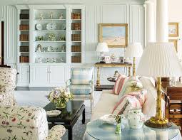 French Designs And Southern Comforts Southern Home Magazine - Southern home interior design