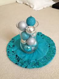 221 best a blue u0026 silver christmas images on pinterest