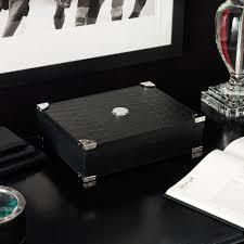 Silver Desk Accessories by Ralph Lauren Desk Boxes Luxury Desk Accessories Desk Sets Hotel